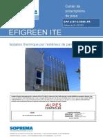 CPP n°DT-21_006_FR Ed 31 mars 2021_EFIGREEN ITE