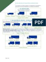 Masses et dimensions des véhicules de Transport Routier de Marchandises