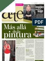 Entrevista Rocío Castelo