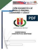 PRUEBA DE DIAGNOSTICO DPCC 5TO AE