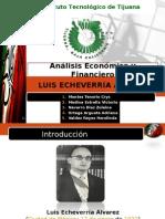 Sexenio Luis Echeverria Alvarez