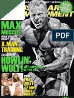 Muscular Development №1 2009