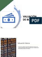 Valuación de Bonos