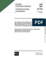 IEC 61724-1998