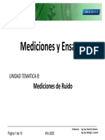 8-Mediciones y Ensayos - Mediciones de Ruido - VF.ppt [Modo de compatibilidad]