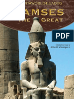 SHEAFER, Silvia A. - Ramses the Great