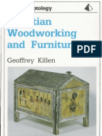 KILLEN, Geoffrey - Egyptian Woodworking and Furniture
