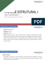 Análise Estrutural - Aula 00