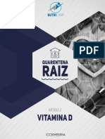 Artigo NutriCamp - Vitamina D