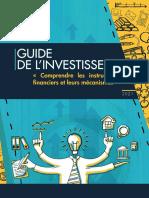 Guide de l'investisseur - Comprendre les instruments financiers et leurs mécanismes_0