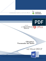 02-MS Word 2013
