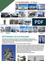 Arquitectura y Tecnología  3°Parte Diseño Ambiental - Dinámico