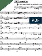 El Porteñito 2º Violin