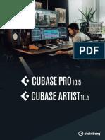 Cubase Pro 10 5 Manuale Operativo It