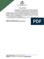 Tribunal de Enjuiciamiento de Magistrados. Apertura Del Enjuiciamiento Ley 7050