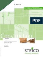 Construction. Catalogue de Détails. L Habitat Sain, Naturellement. Produits Pour La Construction Saine Issus de Matériaux Naturels Renouvelables