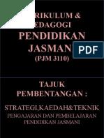 TEKNIK,KAEDAH DAN STRATEGI DALAM P&P PJ