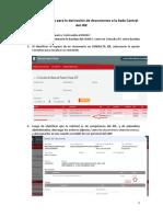 Lineamientos para la derivacion de documentos de competencia del JNE. V.1