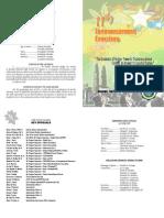 Graduation Program 2011 BNHS