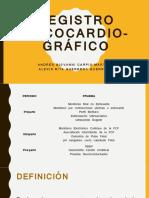 registro topocardiografico