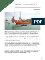 panoramaoffshore.com.br-Primeiro óleo de Libra deve ser comercializado em janeiro