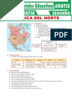 América-del-Norte-Para-Segundo-Grado-de-Secundaria