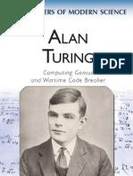 Alan Turing Genius and Wartime Code Breaker