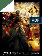 Cópia de Overlord - Volume 10 - O Governante Das Conspirações