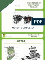 Motores automóvel completo