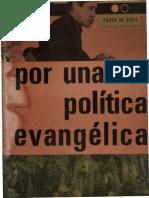 Paupert, J.-m., Por Una Política Evangélica