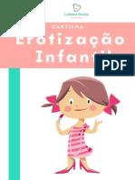 Cartilha Erotização Infantil