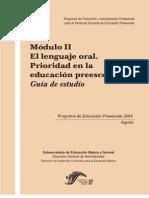 GUIA 2 lenguaje oral