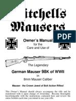German_K98_Manual