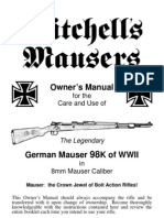 German_K98_Manual