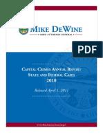 2010 Capital Crimes Report