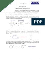 Tautomeria - Polimerización de Alquinos