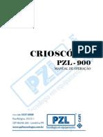 Crioscópio - Manual pzl900