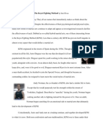 KFM Research Paper