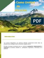 1. Cuenca Hidrográfica como Unidad de Planificación (2)