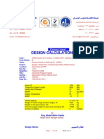 Pressure Vessel Design Calculations