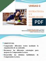 Clase 1 Comprensión Lectora Cuartos 2021 ICO