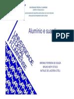 aluminio e suas ligas