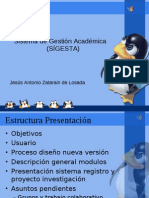 Sistema de Gestión Académica (SÍGESTA)