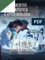 Fundamentos de Estatistica e Epidemiologia Livro Estácio