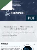 DNA RECOMBINANTE BIOMOL (3)