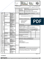 4 PREESCOLAR SESIONES  (25-32) 1° Grado C.A.F.V.