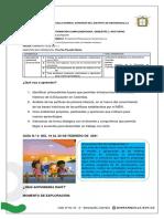 Guía 2. Feb-19- Pfc Politicas-3 Semestre Noc-II Yulitsa Pajaro Rada