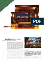 Ana Mandara Hue on Traveline Magazine