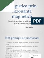 prezentare IRM (noua versiune)