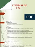 Prezentare de Caz. Epilepsie Pptx